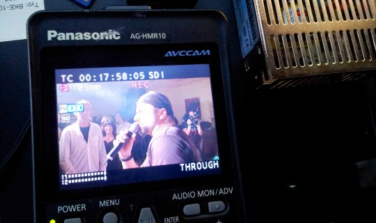 Hbockx Live Broadcast Wohnzimmerkonzert