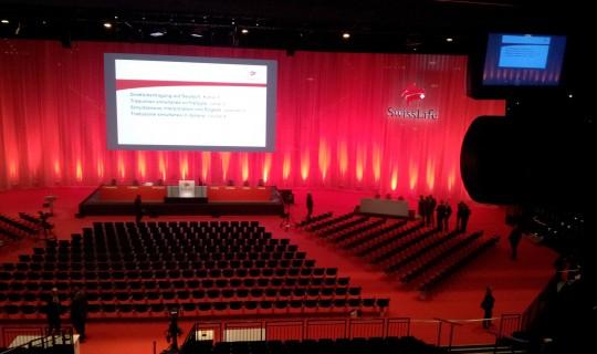 Swisslife General Meeting Zürich