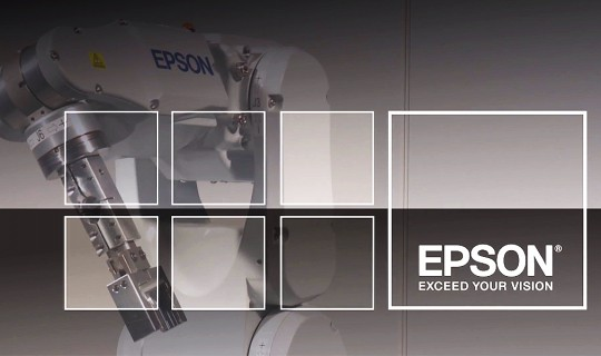 Epson Robotics Sales Video